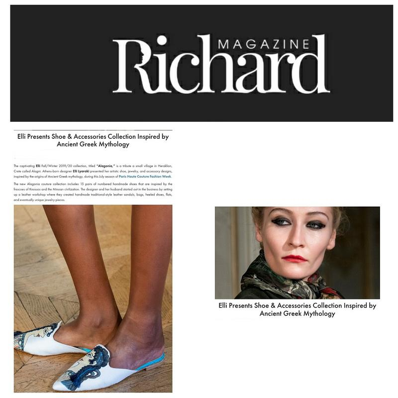 Richard MAGAZINE FRANCE