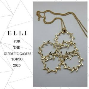 ELLI FOR OLYMPIC Games - Tokyo 2020