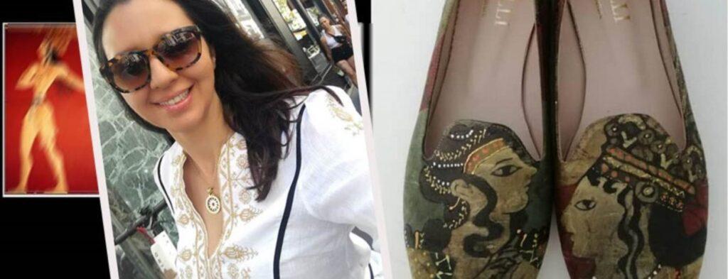 Η σχεδιάστρια που έστειλε τον Μινωικό πολιτισμό στο Παρίσι στα «Παραπολιτικά»