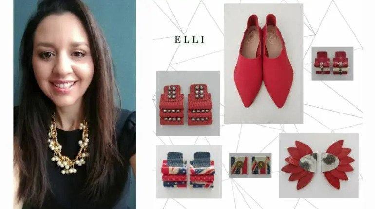 Η Έλλη Λυραράκη σχεδιάστρια του brand ELLI μιλάει στο Make Your Way